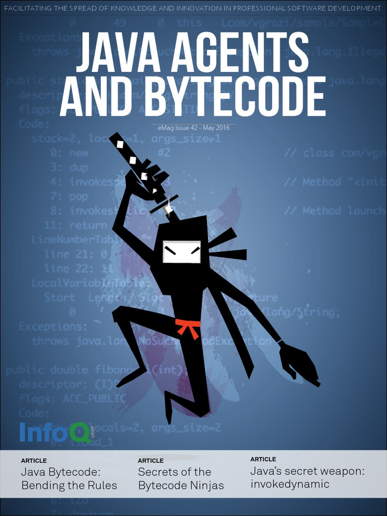 InfoQ EMag Java Agents and Bytecode | Java Virtual Machine