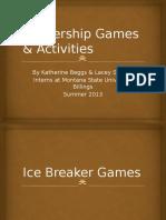 leadershipgamesandactivities-130718132923-phpapp02