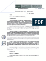 Inventario de Presas en Perú