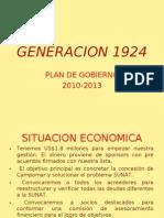GENERACION 1924