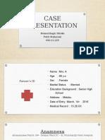 PPT Case Stroke Hemoragik - Putri Maharani.pptx