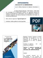 Ciberseguridad en El Perú