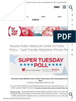 Houston Public Media_UH Center for Public Policy – Super Tuesday Republican Primary Poll – Houston Public Media.pdf