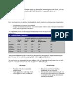 Factor Comparison Method