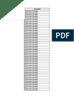 Copia de Base de Datos Fechas