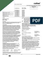 Cobas c111 Manual Operador