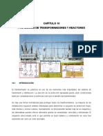 CAP. 10 Protección de Transformadores