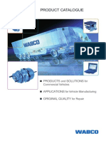 Catalogue Product WABCO