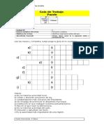 4º Básico Historia Puzzle Organizacion Politica