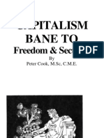 Cook - Capitalism - Bane to Freedom and Security (1994)