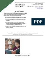 District Parent Involvement Plan 2016-17FINAL