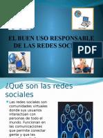 El Buen Uso Responsable de Las Redes Sociales