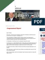 Laredo LULAC - Congressman Henry Cuellar's Congressional Report for August 13.pdf