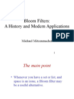 BFs - History and Modern Aproaches - Mitzenmacher.ppt
