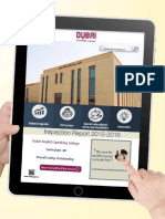 KHDA - Dubai English Speaking Private College Branch 2015 2016