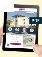 KHDA - Dubai British School 2015 2016
