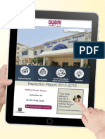 KHDA - Pristine Private School 2015 2016