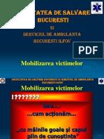 3. Mobilizarea Victimei