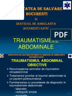 10. Traumatismele Abdominale