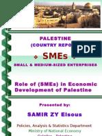 SMEs - Palestine
