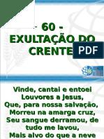 60 - Exultação Do Crente