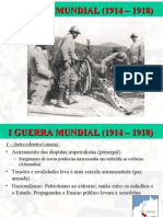 I Guerra Mundial Revisado