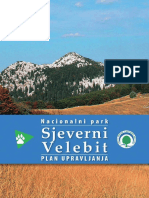 Np Sjeverni Velebit (HR) Lowres MapaP