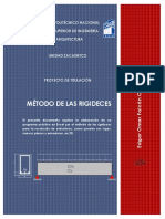 Método de Las Rigideces Falcón Contreras Edgar Omar