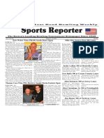 August 17 - 23, 2016  Sports Reporter