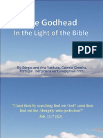 The Godhead, in the light of the Bible