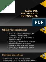 Fases Del Tratamiento Periodontal 2015