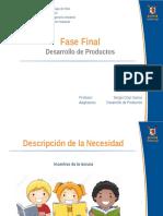 Desarrollo de Producto Final CSanchez - LRojas - CAvila