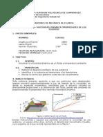 Informe3 LABORATORIO DE FLUIDOS