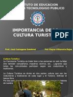 Cultura Turistica