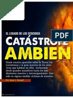 Catastrofe Ambiental - Muy Interesante MX - Nº1