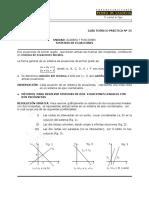 MA25 - Guía Teórica, Sistema de Ecuaciones