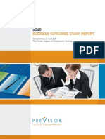 RP_2010 Business Outcomes Study Report_Talent Measurement ROI_Previsor_15pgs