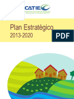 CATIE Plan Estrategico 2013 2020 Espannol