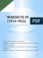 BENEDICTO XV.pptx