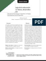 Roselli LaPsicologiaDeLaEducacionEnArgentinaRaicesDesarrol 4865187