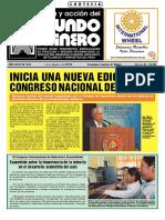 Mundo Minero- Agosto 2016