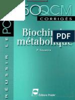150 QCM corrigés - Biochimie métabolique.pdf