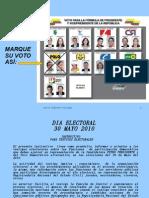 Instructivo Para Testigos Electorales Polo Democrático