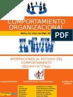 Comportamiento Organizacional 2