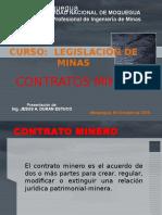 Contratos Mineros 08