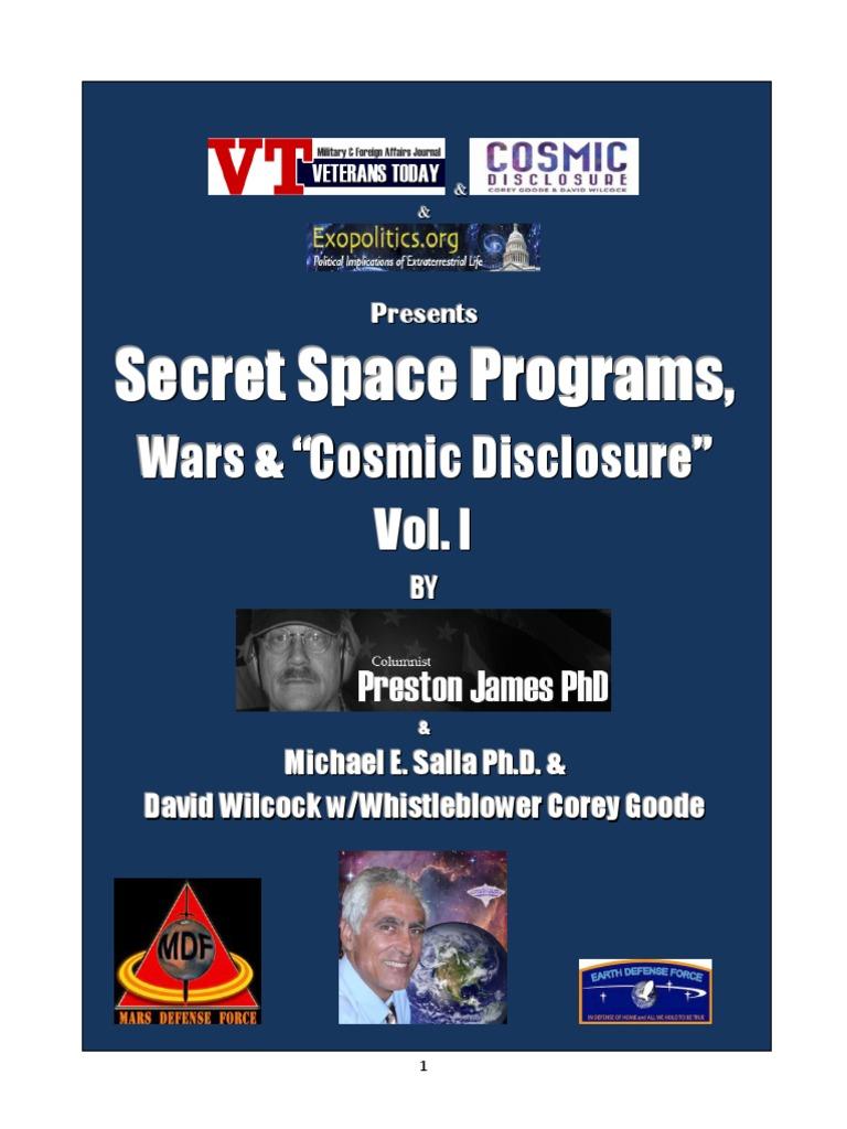 "Secret Space Programs, Wars & ""Cosmic Disclosure - Vol  1 | Alien"