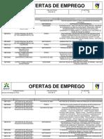 Serviços de Emprego Do Grande Porto- Ofertas Ativas a 16 08 16