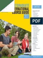 2017 Flinders University Postgraduate Course Guide