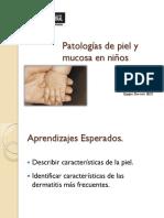 16. Patologias de La Piel en Ninos