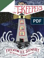 The Secret Keepers by Trenton Lee Stewart (excerpt)